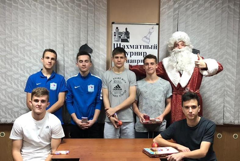 Турнир на призы Деда Мороза-2018
