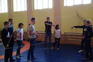 """Тренинг для сплочения """"новичков"""""""