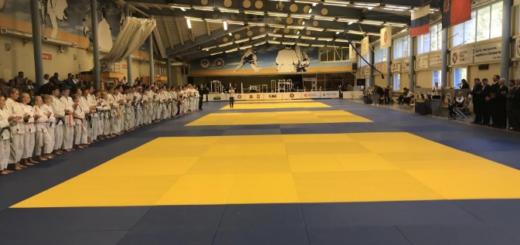 Областные соревнования по дзюдо ЛК УОР