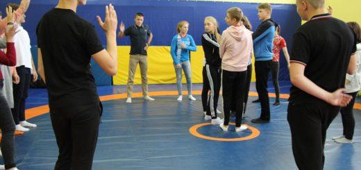 Тренинг для команды новичков ЛК УОР